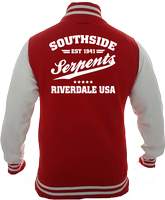 RIVERDALE SOUTHSIDE SERPENTS VARSITY - INSPIRED BY RIVERDALE